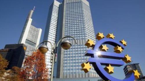 بنوك منطقة اليورو ترفع من ودائع البنك المركزي الأوروبي إلى أعلى مستوياتها على مدار 11 شهر