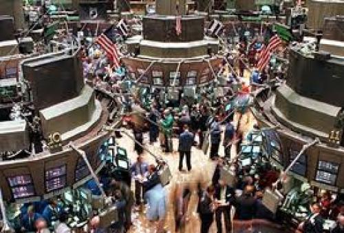تراجع الأسهم الأمريكية وسط مخاوف منطقة اليورو