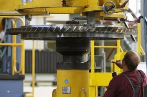 تراجع الإنتاج الصناعي الأوروبي خلال شهر أكتوبر