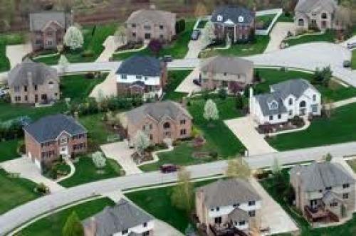 هبوط مبيعات المنازل الكائنة بالولايات المتحدة