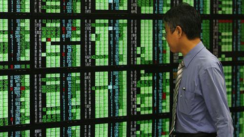 هبوط أسواق الأسهم الآسيوية قبيل مزاد السندات الإيطالية