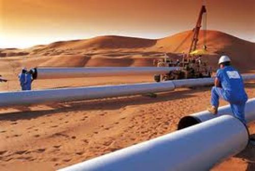 هبوط مخزونات الغاز الطبيعي بالولايات المتحدة
