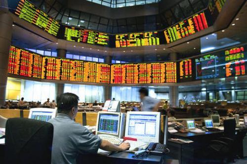 ارتفاع أسواق الأسهم الآسيوية بآخر أيام التداول في 2011