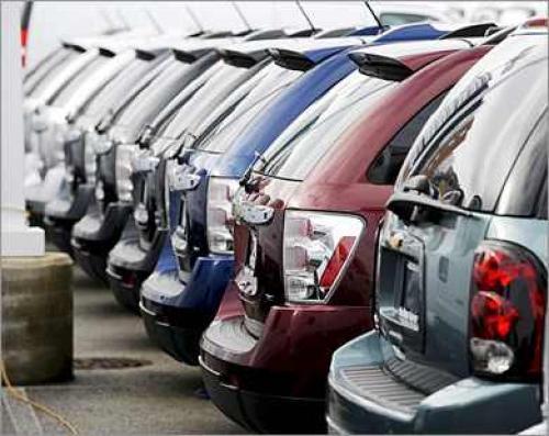 هبوط مبيعات السيارات الجديدة الكندية بنسبة 1.0% في نوفمبر