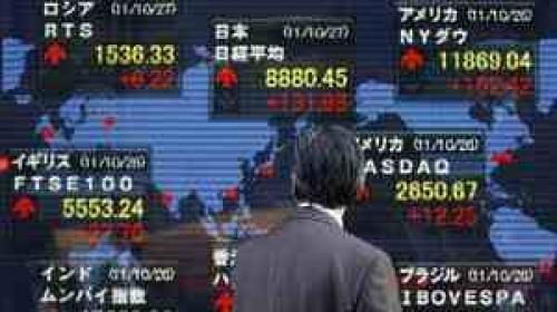 ارتفاع الأسواق الآسيوية على خلفية تخفيف مقترح قواعد رأس المال