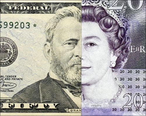 زوج (الاسترليني /دولار) يلحق بركب الزوج (اليورو/ دولار)