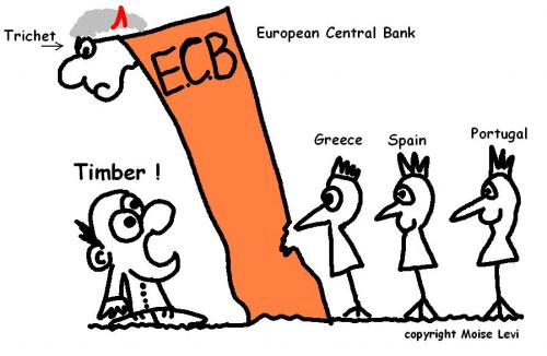 البنك المركزي الأوربي يقترض 1.549 مليار يورو بمعدل إقراض هامشي