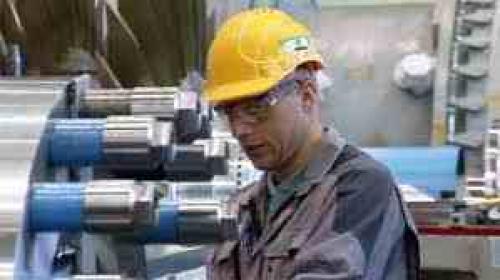 هبوط الانتاج الصناعي بمنطقة اليورو في ديسمبر