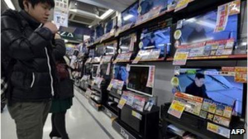 مجلس الوزراء الياباني يوافق على زيادة ضريبة المبيعات
