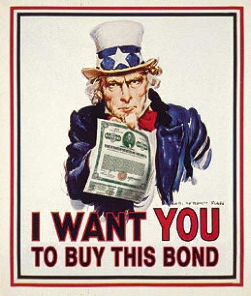 تراجع سندات الخزانة الأمريكية وارتفاع العائدات