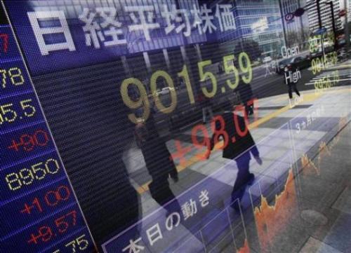 ارتفاع في أسواق الأسهم اليابانية