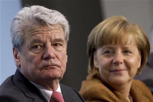 الأحزاب الألمانية تصل لاتفاق بشأن الرئيس الجديد