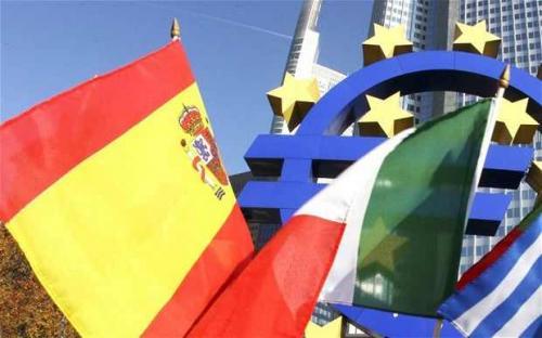 وضع الديون الإسبانية يزداد سوءًا