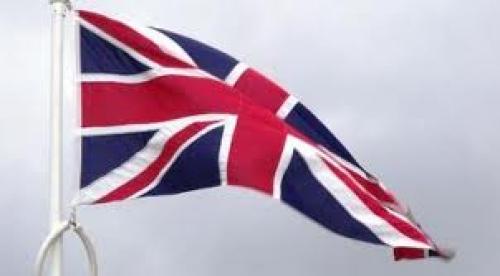 هبوط الناتج المحلي البريطاني