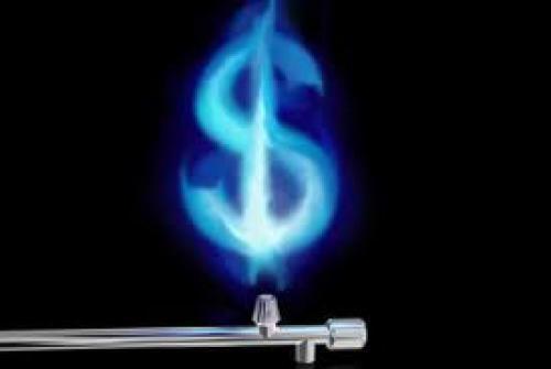 ارتفاع مخزون الغاز الطبيعي الأمريكي.