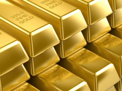 ارتفاع العقود الآجلة للذهب عقب بيانات ISM التصنيعي