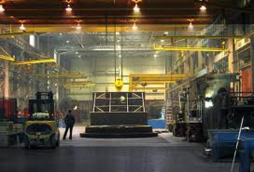الإنتاج الصناعي الأسباني يسجل -5.4%