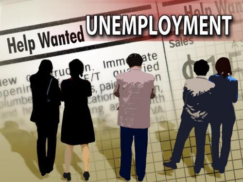 البطالة الأمريكية دون التوقعات