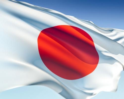هبوط الانتاج الصناعي الياباني