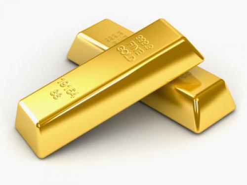 هبوط أسعار الذهب بنسبة 1%
