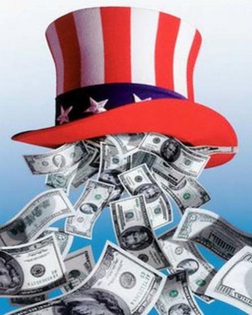 ارتفاع مؤشر الإنفاق الشخصي الأمريكي