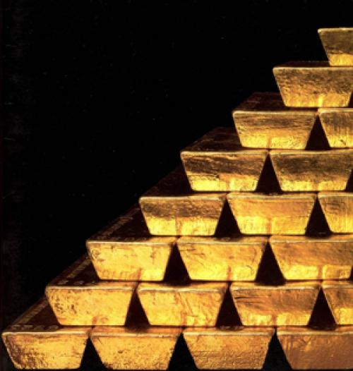 أسعار الذهب ترتد مع ارتفاع اليورو والأسهم