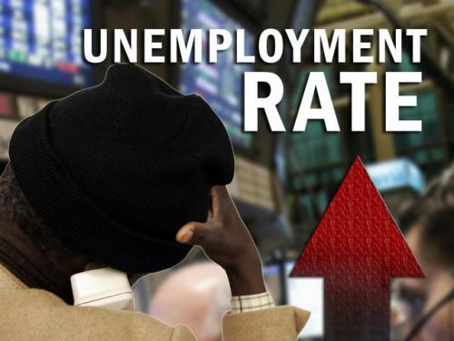 ارتفاع معدلات البطالة الأمريكية