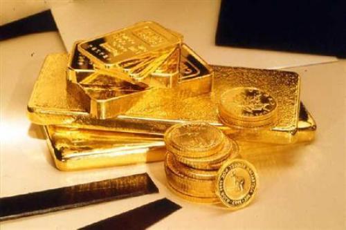 ارتفاع عقود الذهب لأعلى مستوى على مدار شهرين