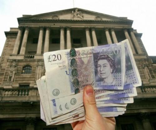 بنك إنجلترا يبقى على معدلات الفائدة دون تغير