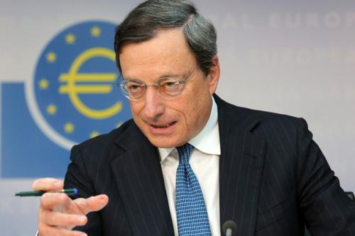 المركزي الأوروبي لم يغير معدلات الفائدة، تعليقات دراجي محط الأنظار