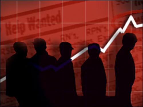 إعانات البطالة الأمريكية  تتراجع بواقع 393,000