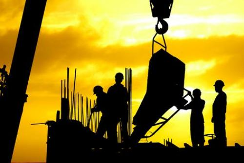 تراجع  مؤشر PMI للبناء  بشكل مفاجيء خلال نوفمبر