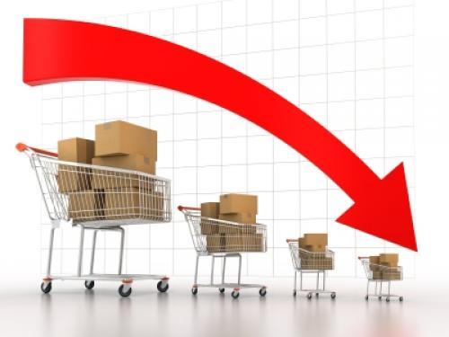 تراجع مبيعات التجزئة بمنطقة اليورو خلال أكتوبر.