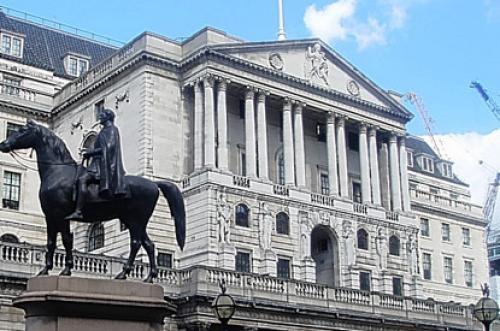 بنك إنجلترا يبقي على معدلات الفائدة دون تغير