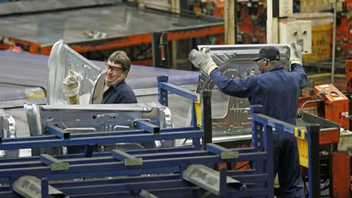 طلبات المصانع الألمانية ترتفع بنسبة 3.9 % خلال أكتوبر