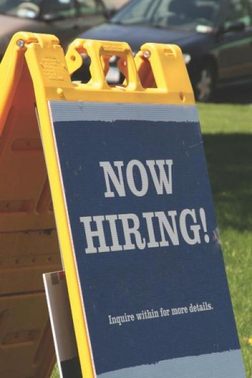 ارتفاع مؤشر التغير في معدل التوظيف أكثر من المتوقع