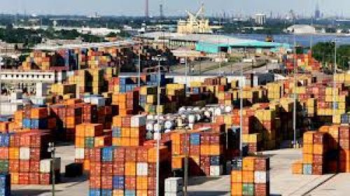 تراجع مؤشر أسعار الواردات الأمريكية بواقع 0.9 % خلال نوفمبر