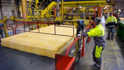 تراجع الإنتاج الصناعي السويسري بنسبة -0.6%