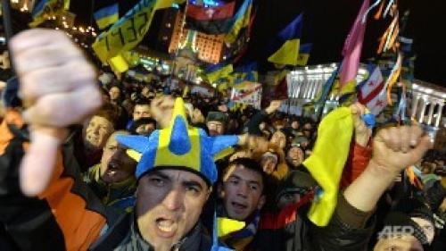 التطورات في أوكرانيا