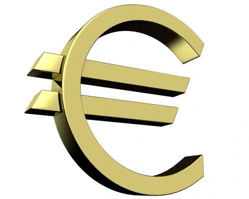 ارتفاع اليورو مقابل الدولار