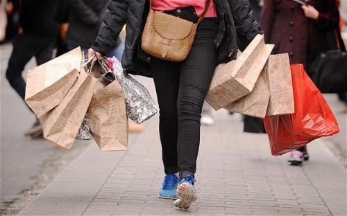 مبيعات التجزئة الأمريكية تسجل 0.3%