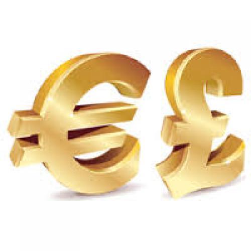 اليورو استرليني ما بين أوامر البيع وطلبات الشراء