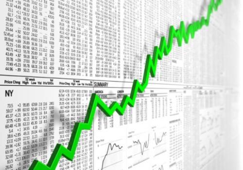 ارتفاع الأسهم الأمريكية عقب ظهور بيانات الإنتاج الصناعي