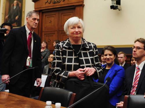 أعضاء لجنة السياسة النقدية بالولايات المتحدة