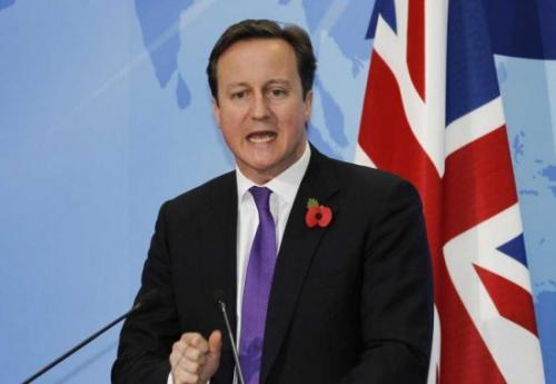 """تصريحات """"دافيد كاميرون"""" رئيس الوزراء البريطاني بشأن الوضع الأوكراني"""