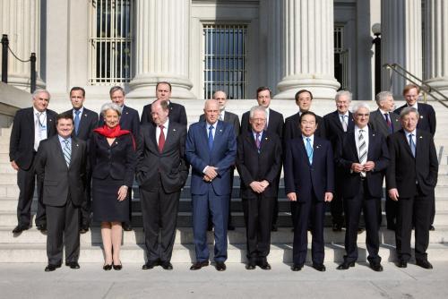 """اجتماع """"أوباما"""" مع القادة السبعة"""