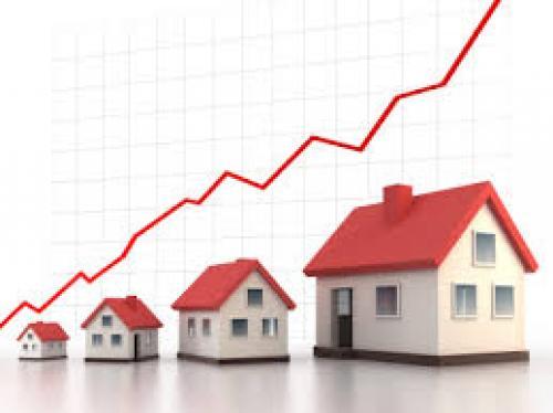 هبوط مبيعات المنازل المعلقة الأمريكية