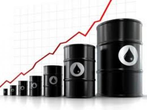 ارتفاع عقود النفط