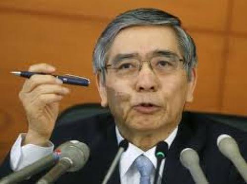 """تصريحات """" هاروهيكوا كرودا""""  محافظ بنك اليابان"""