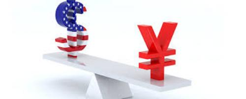 الدولار يرتفع مقابل الين الياباني